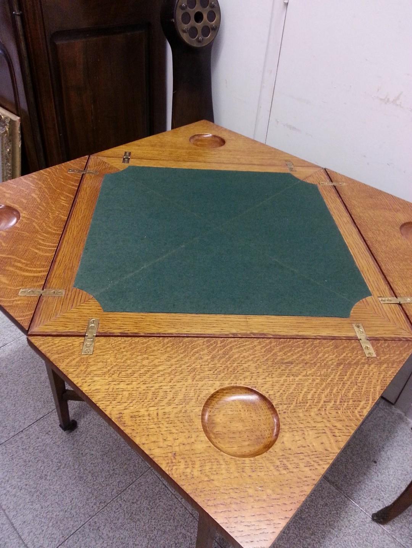 Antico tavolo da gioco francese saviarte art design - Voodoo gioco da tavolo ...