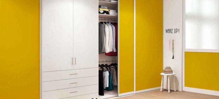 Sliding Wardrobe Design For A Small Bedroom Design Modular Wardrob