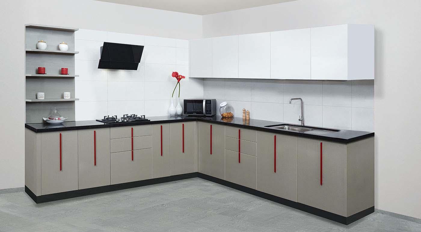 indian modular kitchen design