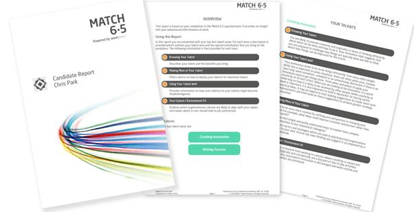Match 6.5 report