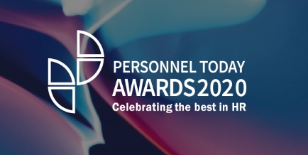 Personnel Today Awards logo