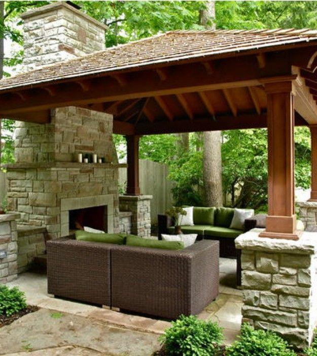 top backyard gazebo design ideas