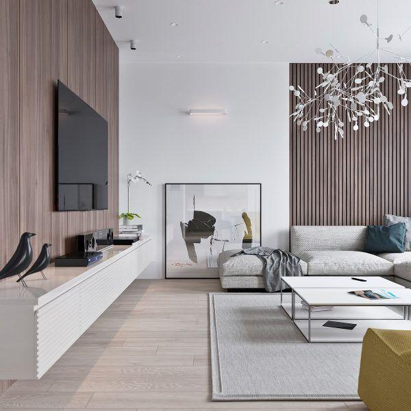 Contemporary Minimalist Modern House Interior