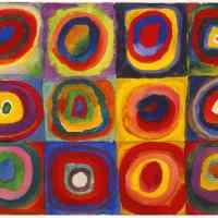 12 obras que explican la armonía de los colores complementarios