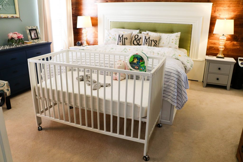 IKEA Hack Crib on Wheels  Saving Amy