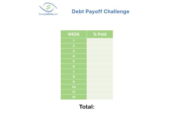 Debt Payoff Challenge