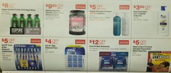 Members Only The Costco February 2019 Coupon Book
