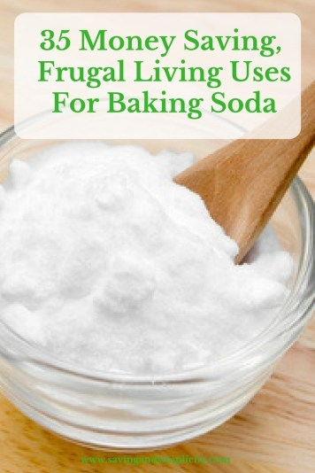 35 money saving uses for baking soda