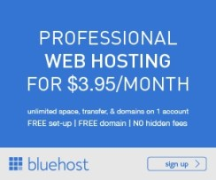 Bluehost Saving and Simplicity
