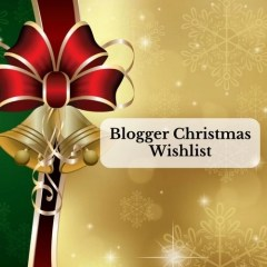 Blogger Christmas Wishlist
