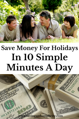 save money, money, holidays