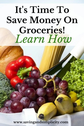 It is time to save money at the grocery store! Are you ready to save money on groceries? Yes, of course you are! Learn how!