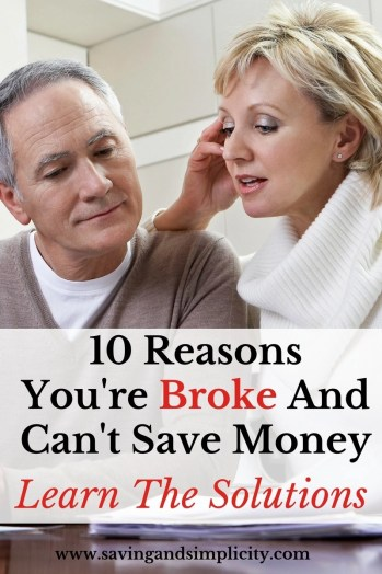 Do you ever feel like you're spinning in a financial crisis circle? Learn the 10 things that might be keeping you in debt and how to fix it.