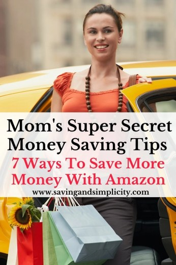 Point, click and shop Amazon is a one stop shop. Learn amazing ways to save money on Amazon today. Daily deals, warehouse sales, subscribe and save money.