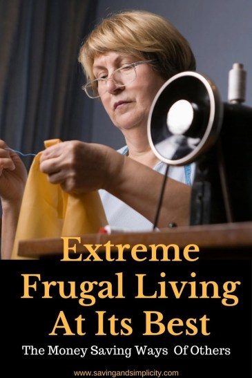 We all know someone. And we all wonder how they save all that money? Learn 23 extremely frugal ways to save money. #7 sure I would try #3 no way. Learn more