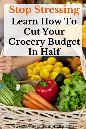 Learn how to cut your grocery bill in half, start saving money and decrease your stress. Learn to meal plan, run an efficient kitchen and cook great meals.