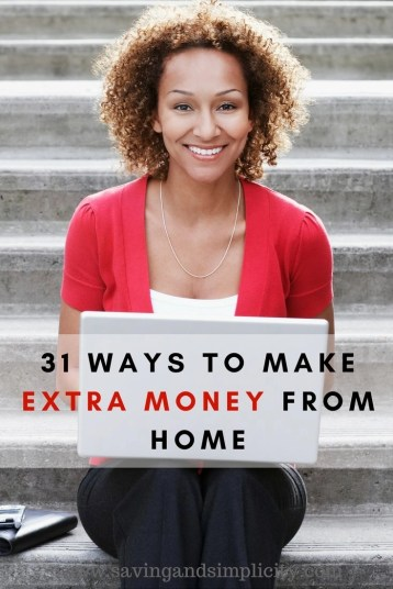 Do you want to make extra money? We live in the side hustle generation? You can make money from home doing what you love have you thought about #18 or #24?