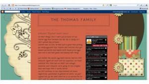 The Thomas Family Tidbit