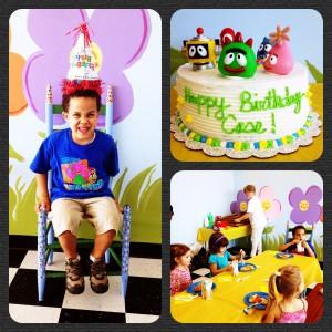 Case 5th birthday