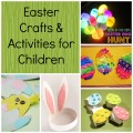 As easter nears here are some inexpensive easter activities and crafts