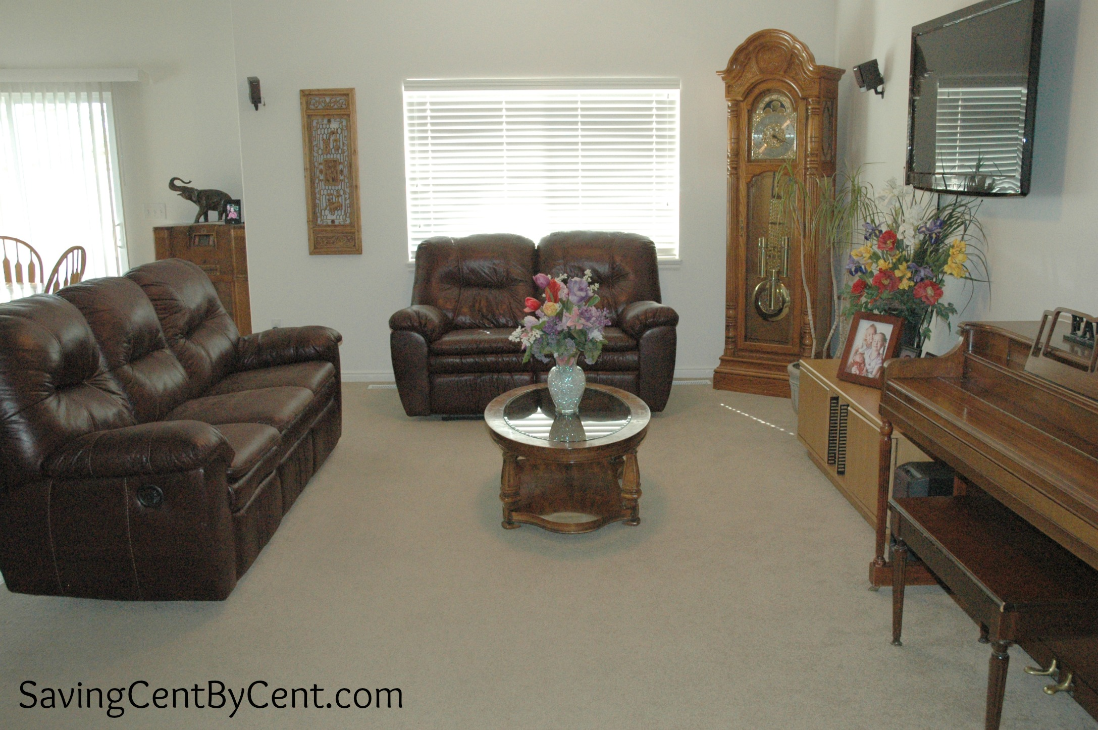 clean living room home interior designs for rooms 9 steps to spring the saving cent by cleaning