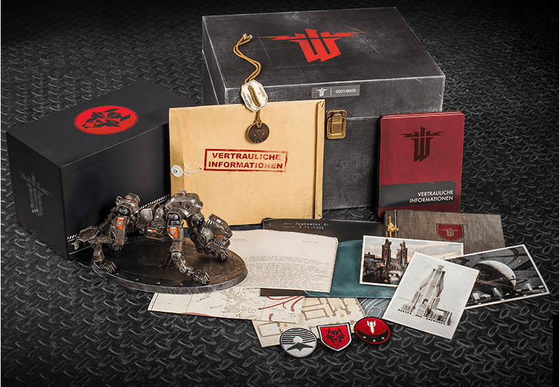 Wolfenstein The New Order Panzerhund Edition-bottom