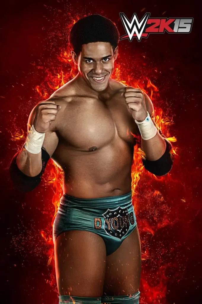 WWE2K15 Darren Young