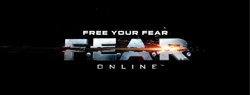 FEAR Logo - Free your Fear