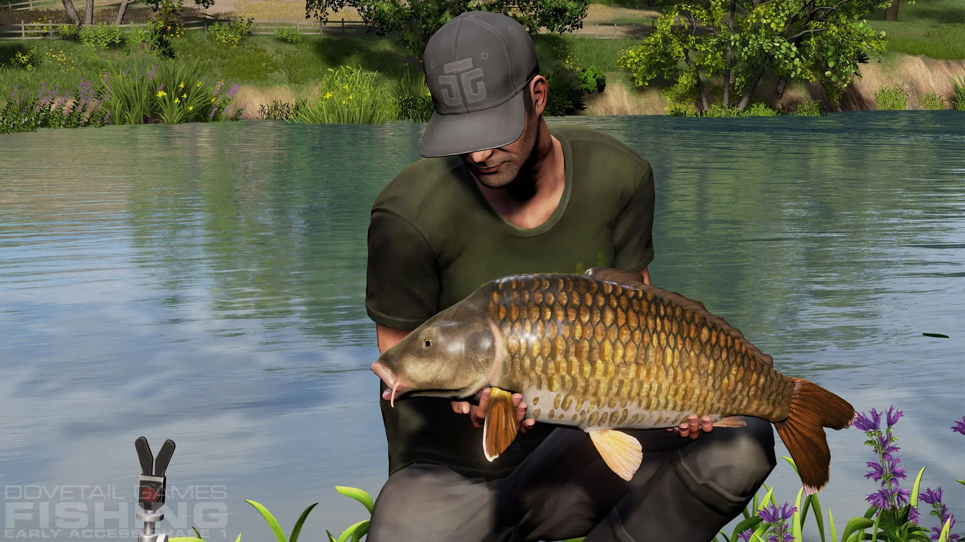 Dovetail games fishing comes to steam early access today for How is fishing today