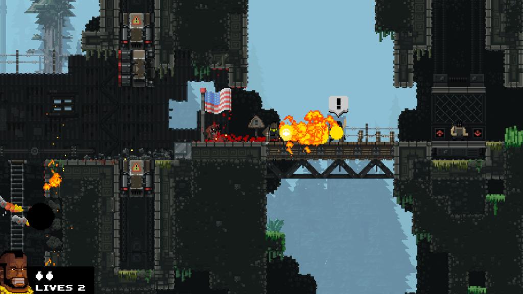 Broforce - User Generated Island 2