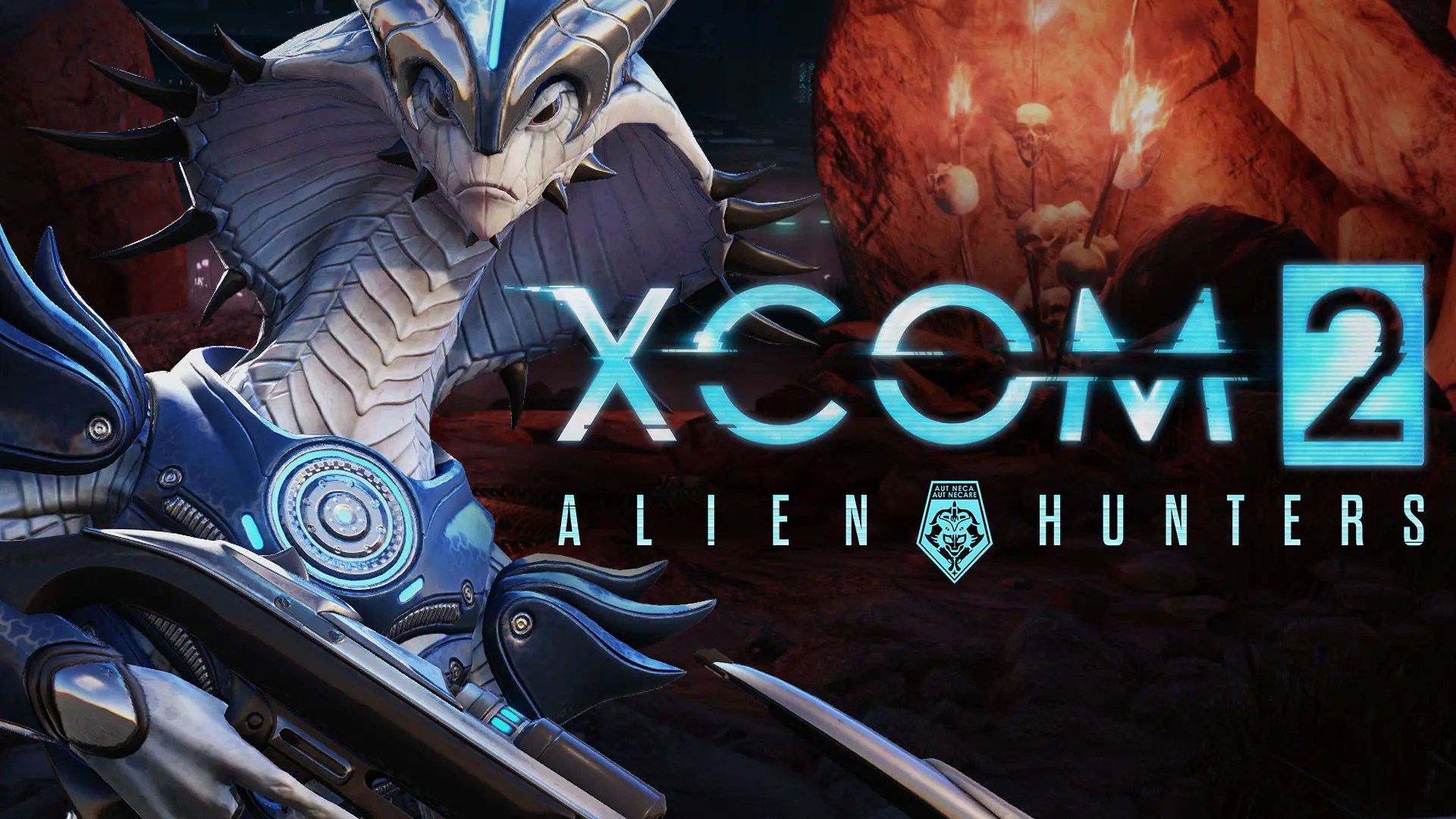 XCOM 2_Alien Hunters_Key Art