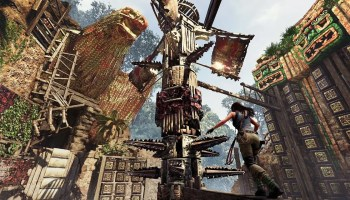 E3 2018: Shadow of the Tomb Raider gameplay shows that there's no