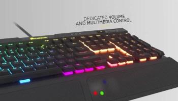 Corsair Adds RGB Keyboard Profile Sharing - Saving Content