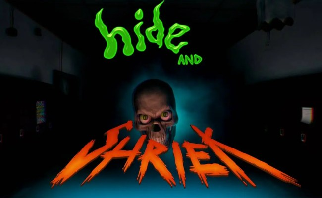 Hide And Shriek A Halloween Themed Multiplayer Game From