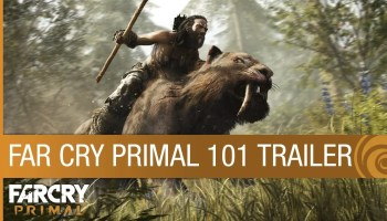 Far Cry Primal Gameplay Trailer Shown At The Game Awards Last