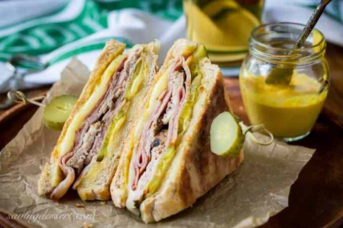 Cuban Sandwich Recipe - Saving Room for Dessert