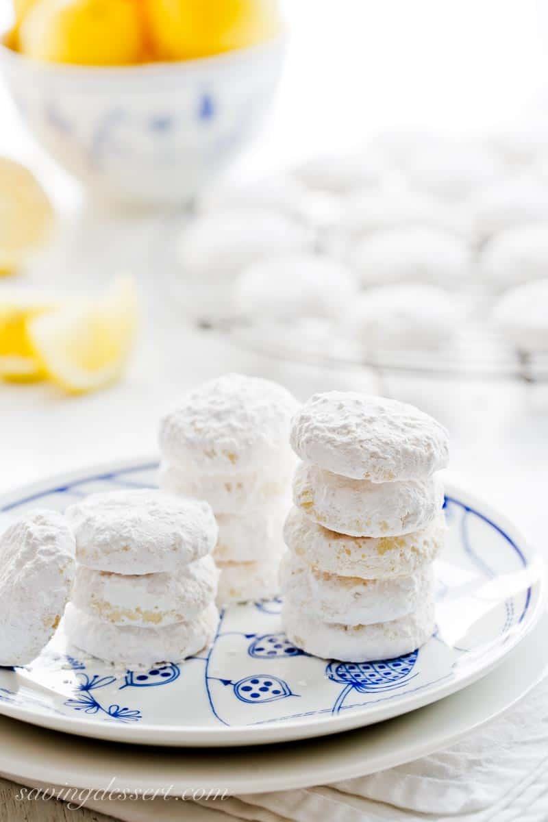 Lemon Coolers with lemons