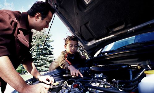 Saving Money on Car Maintenance