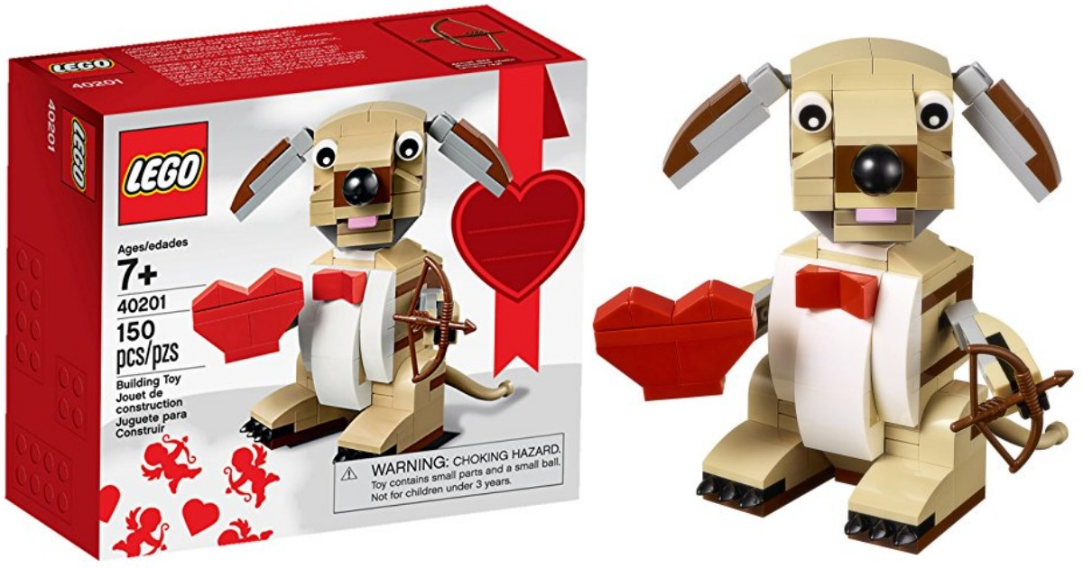 LEGO Romantic Valentine Picnic Set ONLY 999 And More