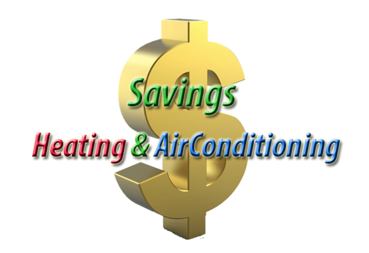 Savings – Heating and Air Conditioning