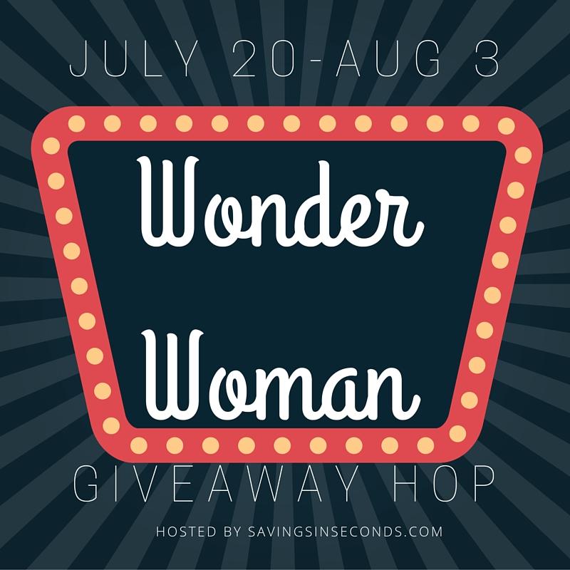 #WonderWomanHop #giveaway signups open - savingsinseconds.com