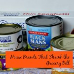 House Brands That Shrink the Grocery Bill