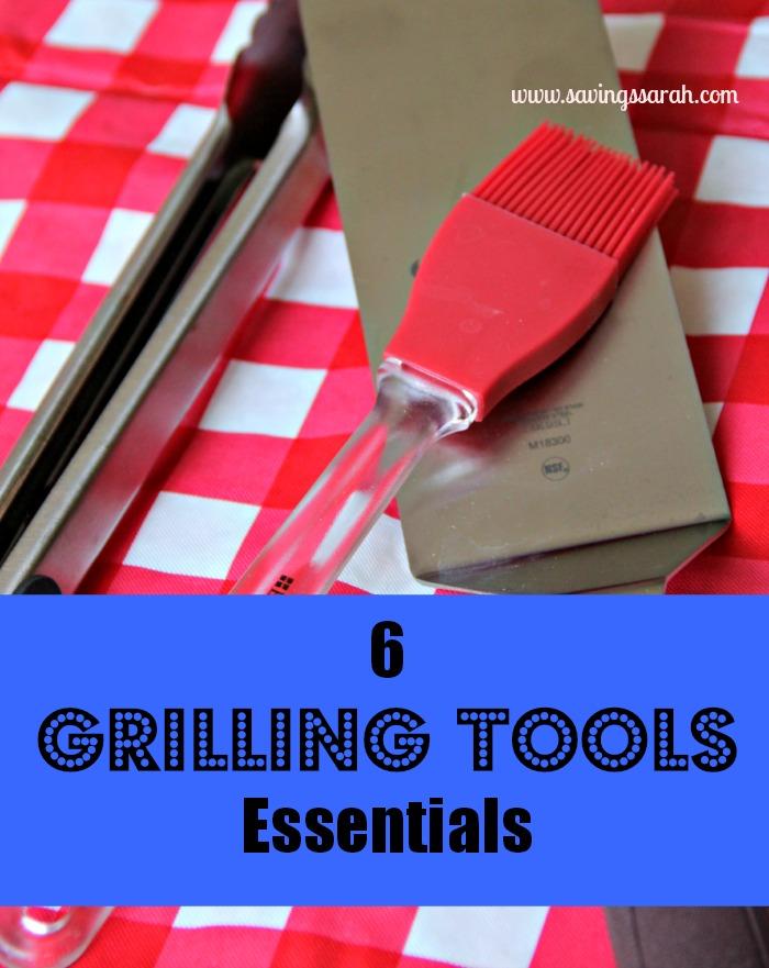 6 Grilling Tools Essentials