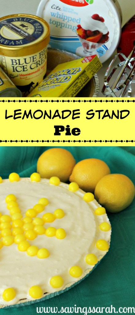 Easy Lemonade Stand Pie