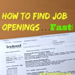 How to Find Job Openings Fast
