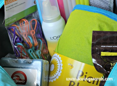 Summer Gift Basket Items