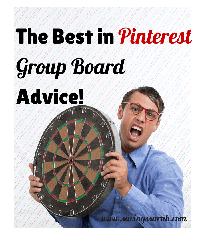 The Best in Pinterest Group Board Advice