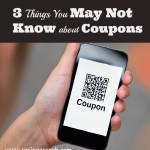 3 Things You May Not Know about Coupons