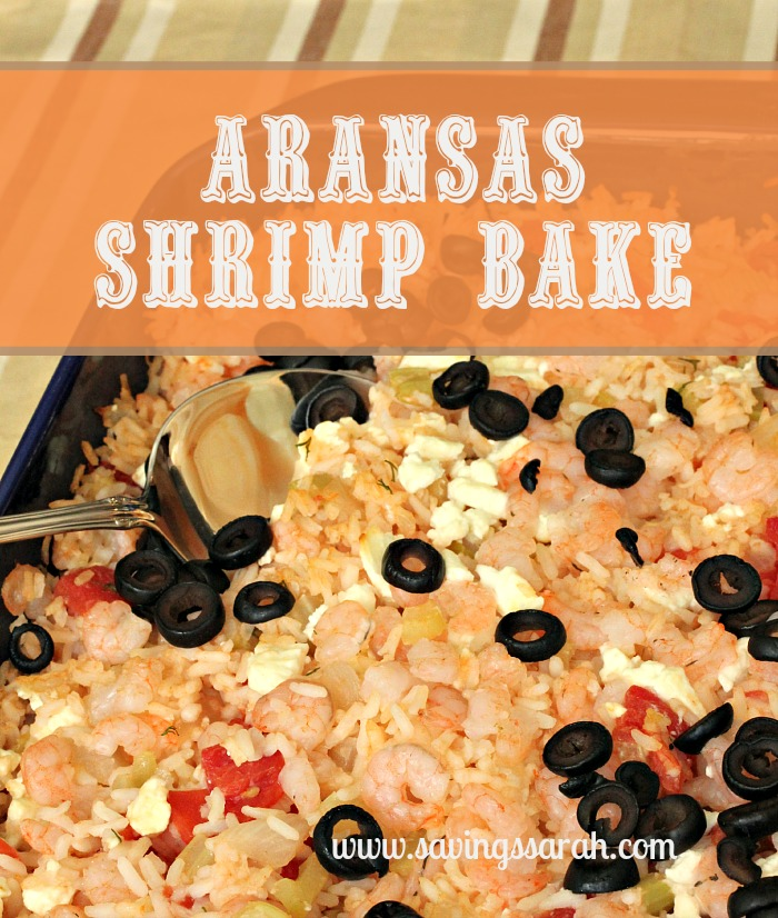 Aransas Shrimp Bake