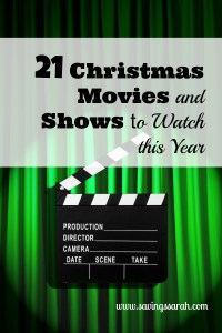21 Christmas Movies and Shows to Watch This Year